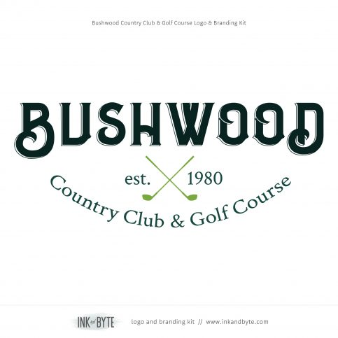 Golf / Country Club Logo & Branding Kit