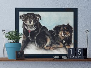 Ink and Byte - Custom Pet Portraits from your photo