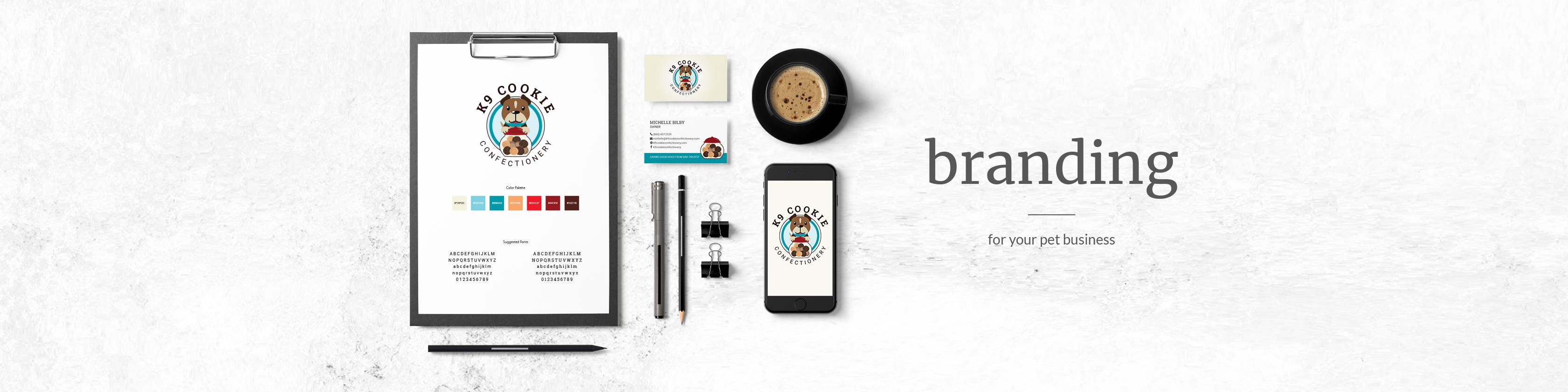Ink and Byte - Branding, Pet Portraits, Home & Lifestyle Items