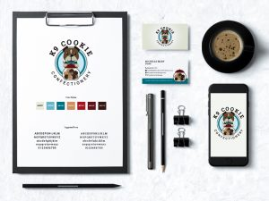 Pet Business Entrepreneur Logo & Branding